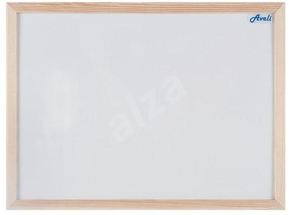 AVELI 90x120cm, dřevěný rám  - Tabule