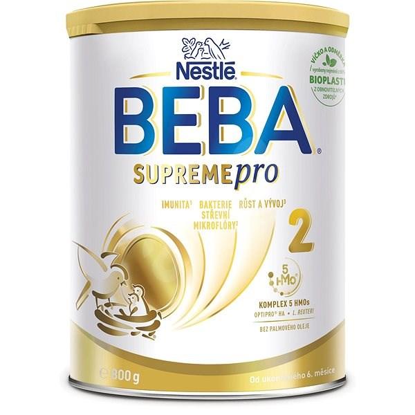 BEBA SUPREMEpro 2, 800 g - Kojenecké mléko