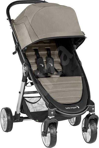 BABY JOGGER City Mini 4W 2 - Sepia - Kočárek