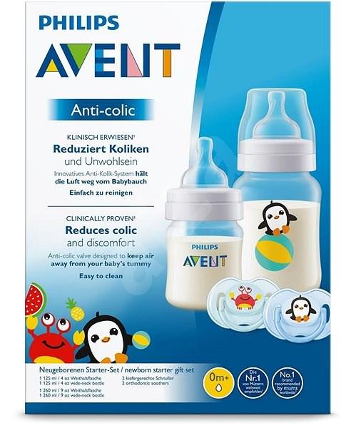 Philips AVENT Dárkový set Anti-colic - Sada