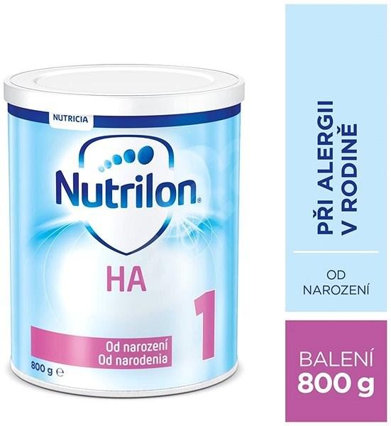 19f4f2ee0d1 Nutrilon 1 HA počáteční mléko 800 g
