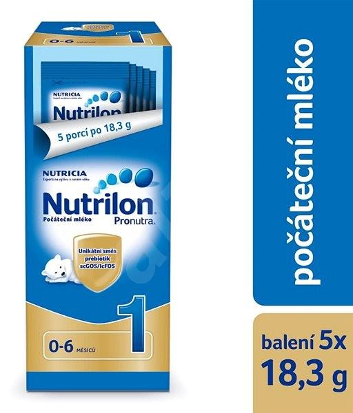 f1d6a0dde4a Nutrilon 1 Pronutra počáteční mléko 5× 18