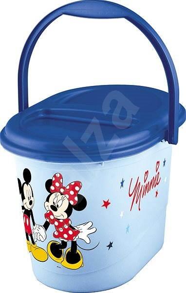 """KEEEPER Koš na pleny """"Mickey&Minnie"""" - modrý - Kyblík na pleny"""
