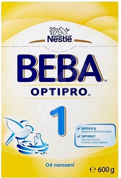 ecc1513f31f NESTLÉ BEBA OPTIPRO 1 600 g - Kojenecké mléko