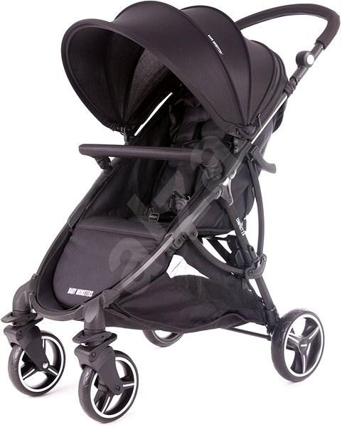BABY MONSTERS Compact 2.0 sporťák černý - Kočárek