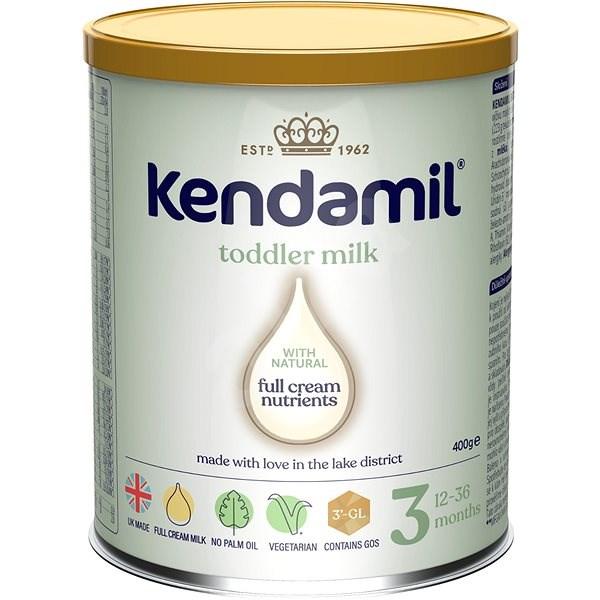 Kendamil batolecí mléko 3 DHA+  (400 g) - Kojenecké mléko