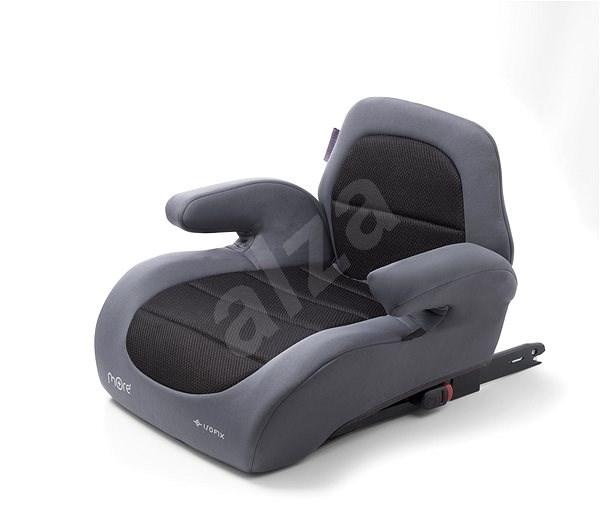MORE LITO FIX 23 ISOFIX  - Grey - Podsedák do auta