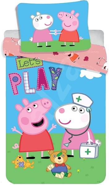 35a7f2399 Jerry Fabrics Peppa Pig 028 - Dětské povlečení | Alza.cz