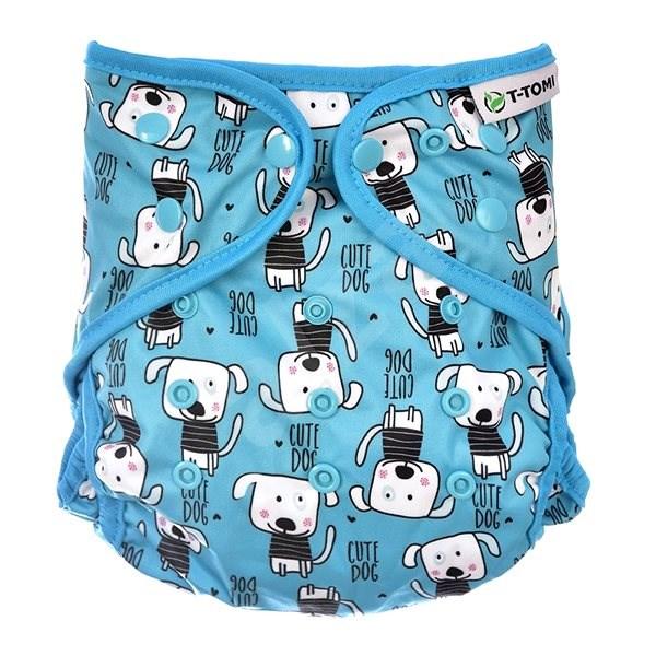 T-tomi Svrchní kalhotky, Dogs - Plenkové kalhotky