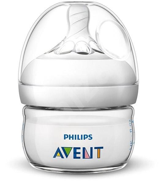 Philips AVENT Natural 60 ml - Kojenecká láhev