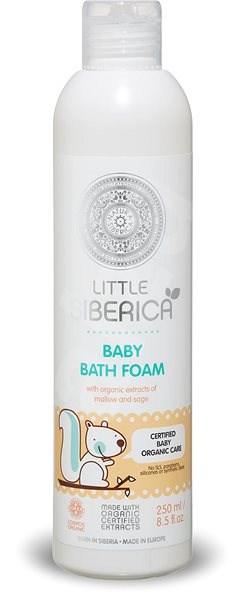 NATURA SIBERICA Little Siberica Baby Bath Foam 250 ml - Dětská pěna do koupele