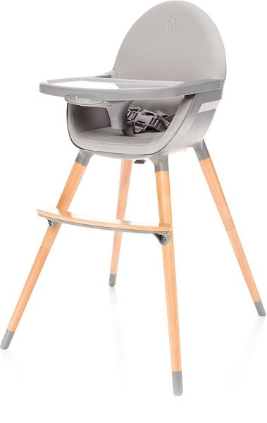 Zopa Dolce - grey - Jídelní židlička