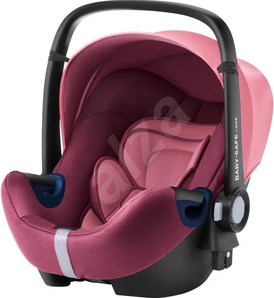 Britax Römer Baby-Safe 2 i-Size - Wine rose - Autosedačka