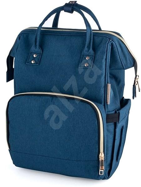 Canpol babies Přebalovací batoh LADY MUM - modrý - Přebalovací batoh