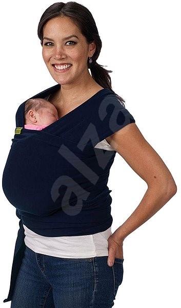 d5638994b7a Boba Wrap - Navy Blue - Šátek na nošení dětí