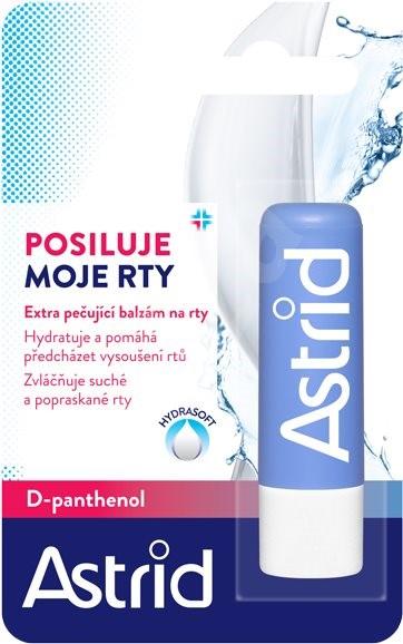ASTRID Balzám na rty - D-panthenol 4,8 g - Balzám na rty