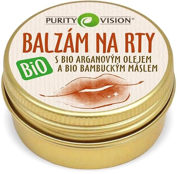 PURITY VISION Balzám na rty BIO 12 ml - Balzám na rty