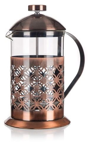 BANQUET Konvice na kávu ATIKA 600 ml - French press