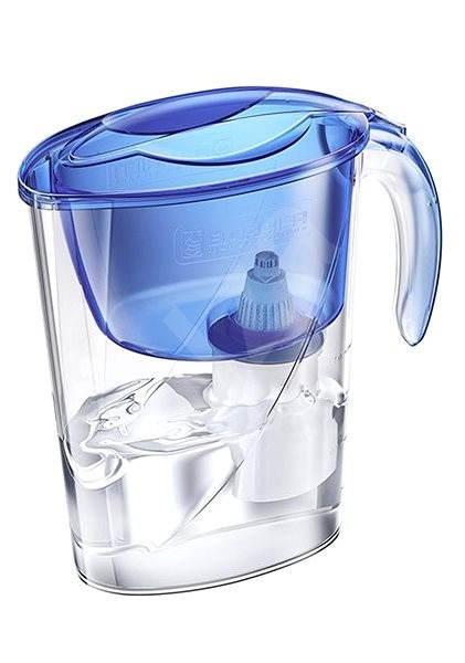 BARRIER Eco tmavě modrá - Filtrační konvice