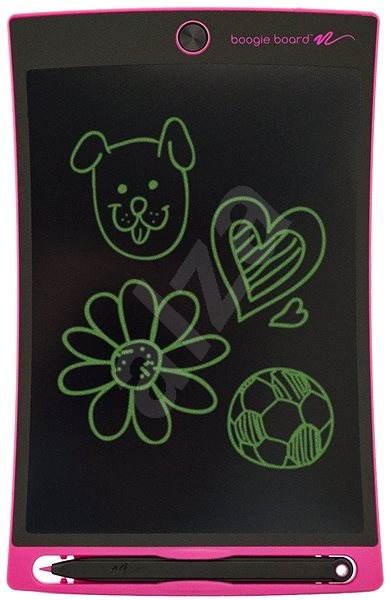 "New Boogie Board JOT 8.5"" Pink - Digital Notebook"