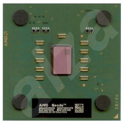 AMD Geode NX2001 2200+ (1800MHz) Thoroughbred socket A, low voltage - Procesor