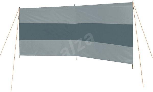 Bo-Camp Windbreak Popular 2compartment 3.35x1.2 meters - Stanová plachta