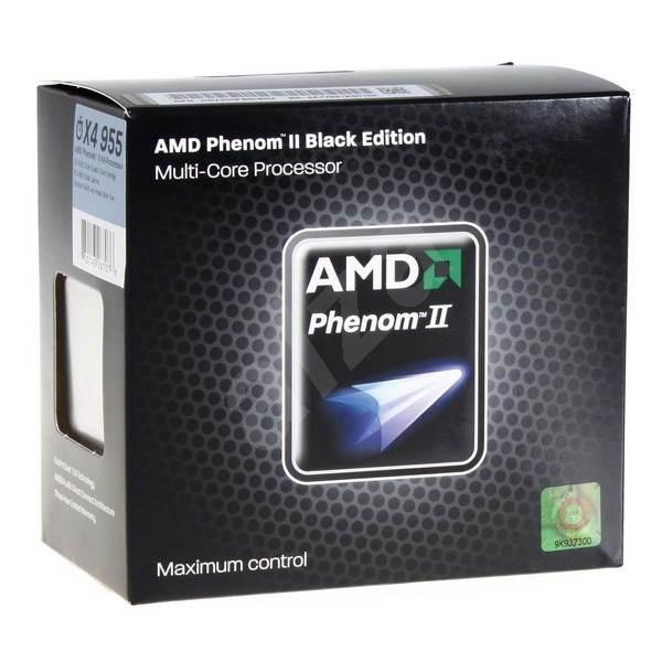 AMD Phenom II X4 955 Black Edition - Procesor