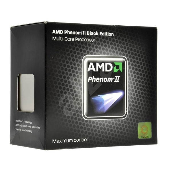 AMD Phenom II X4 960 Black Edition - Procesor