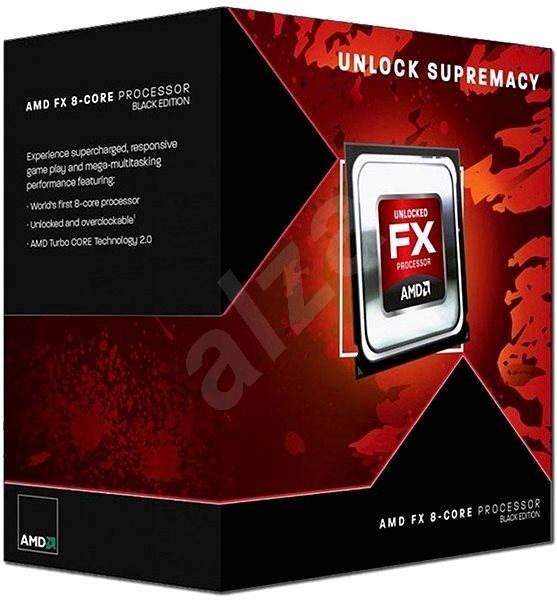AMD FX-8370 Wraith Cooler - Procesor