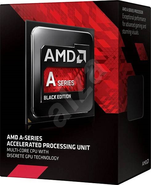 AMD A10-7700K Black Edition - Procesor