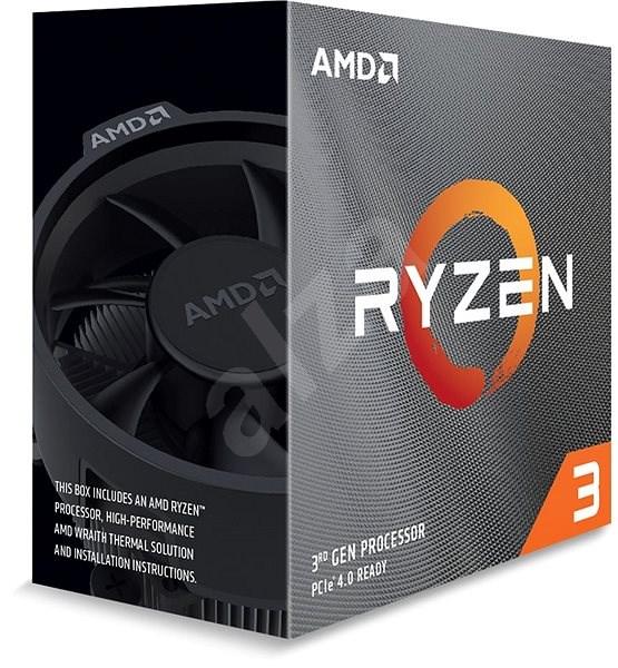 AMD RYZEN 3 3300X - Procesor
