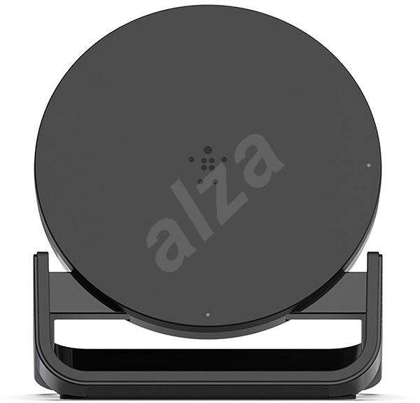 Belkin Boost Up Bold Qi Wireless Charging Stand Black - Nabíjecí podložka