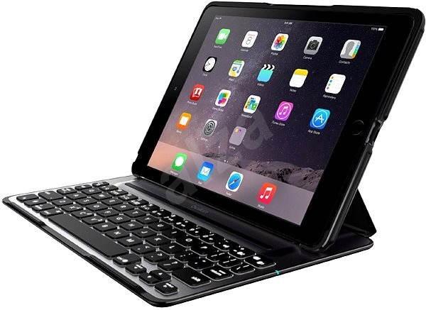 Belkin QODE Ultimate Pro Keyboard Case pro iPad Air2 - černá - Klávesnice