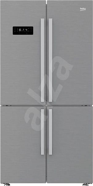 BEKO GN 1416231 JX - Americká lednice