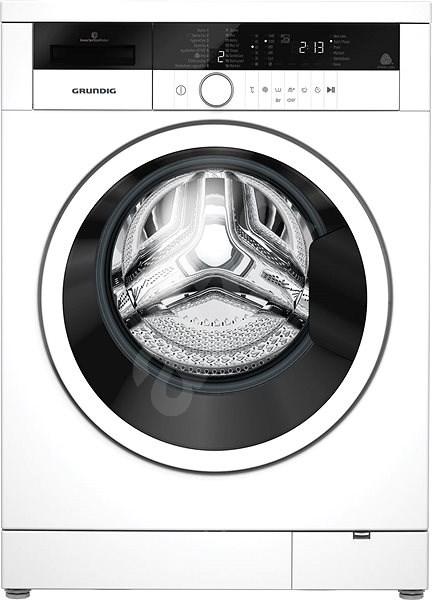 GRUNDIG GWN 37430 CS - Pračka s předním plněním