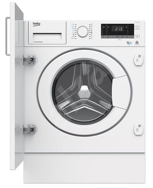 BEKO HITV 8733 B0 - Pračka se sušičkou