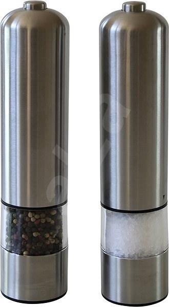 Collini Sada 2ks elektrických mlýnků na sůl + pepř - Sada mlýnků