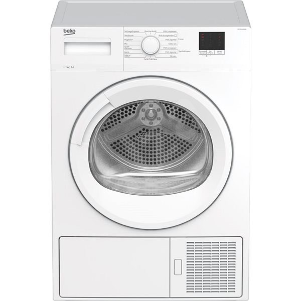 BEKO HDF 7412 CSRX - Sušička prádla