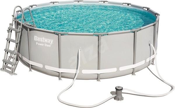 BESTWAY Pool Set 4.27m x 1.22m - Bazén