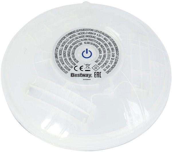 BESTWAY LED Floating Pool Light - Příslušenství