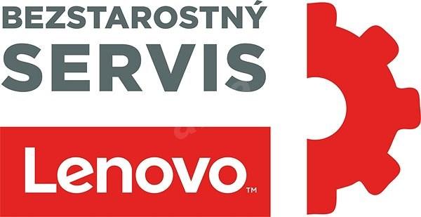 Bezstarostný servis Lenovo - Elektronická licence