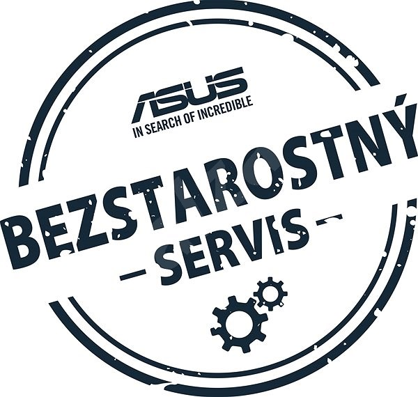 Bezstarostný servis ASUS - Elektronická licence