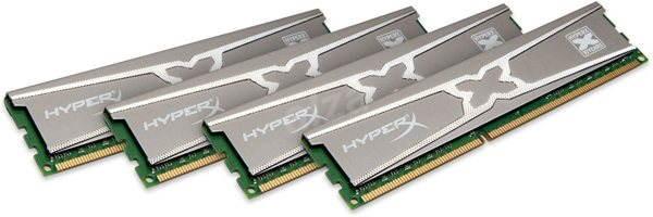 Kingston 16GB KIT DDR3 1600MHz CL9 HyperX Anniversary Edition - Operační paměť