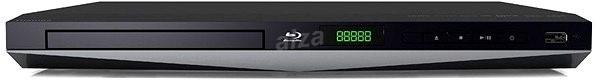 Toshiba BDX2300KE černý - Blu-Ray přehrávač