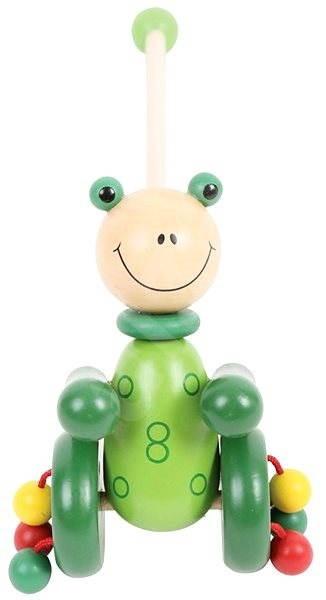 Jezdík Žabka - Tahací hračka