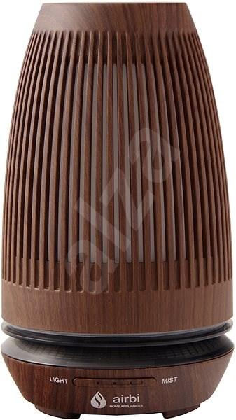 Airbi SENSE – tmavé dřevo - Aroma difuzér