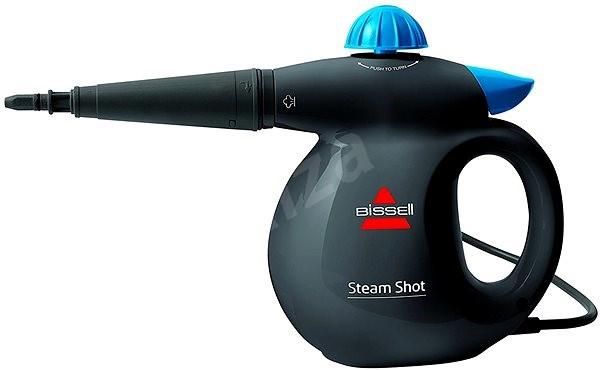 Bissell Steam Shot Titanium - Parní čistič