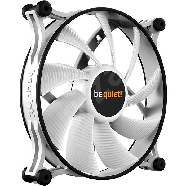 Be quiet! Shadow Wings 2 140mm bílá - Ventilátor do PC