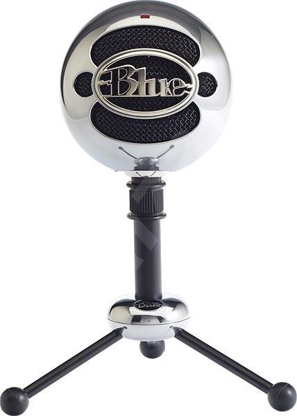 BLUE Snowball Brushed Aluminium - Mikrofon