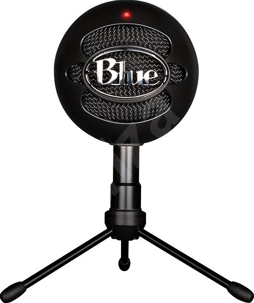 BLUE Snowball iCE Black - Mikrofon